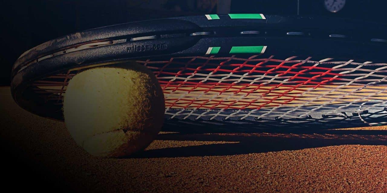 Tennisketcher til nybegynder