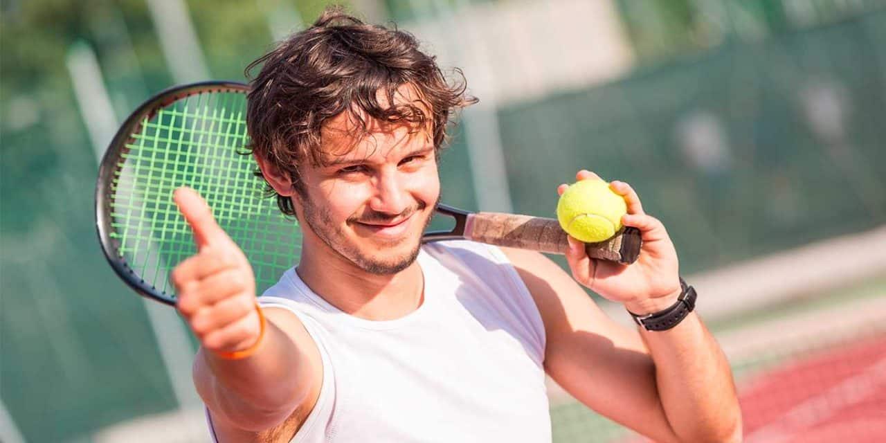 Tennisudstyr til nybegynder