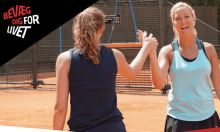 Tennissportens dag 2018 – 5 maj