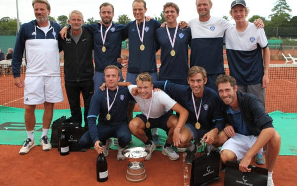 HIK vinde DM i tennis 2018