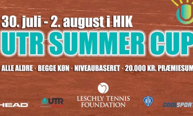 Ny turnering med UTR platformen – første i Danmark