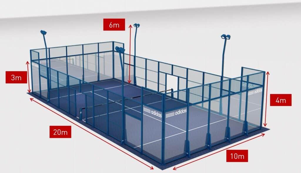 Padel tennis har indtaget Danmark 1