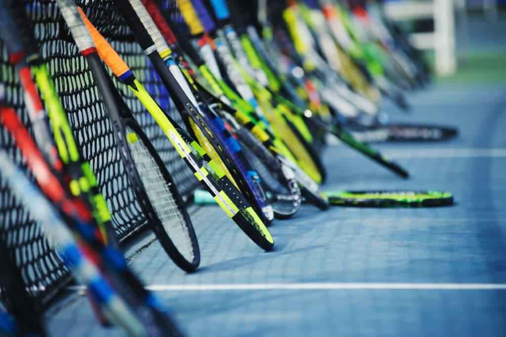 Find den perfekte tennisketcher, der passer til dig. 1