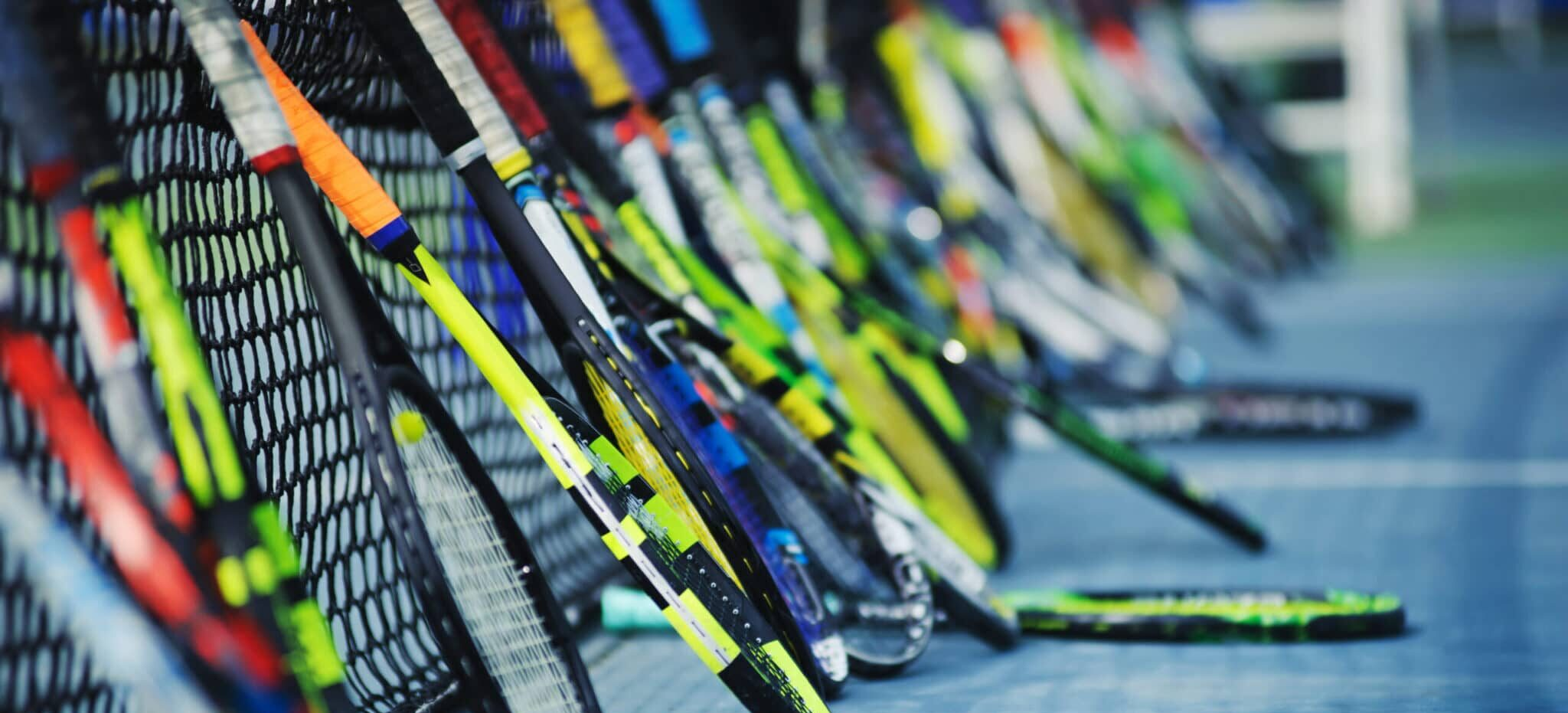Vælg den rigtige tennisketcher