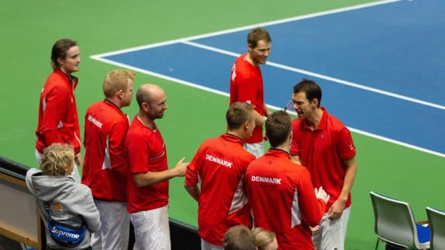 Danmark smadre Puerto Rico 5-0 1